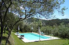 Bella casa con piscina, vista mare ! Lucca
