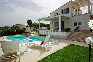 Villa for 5 people only 500 meters from the beach Trapani