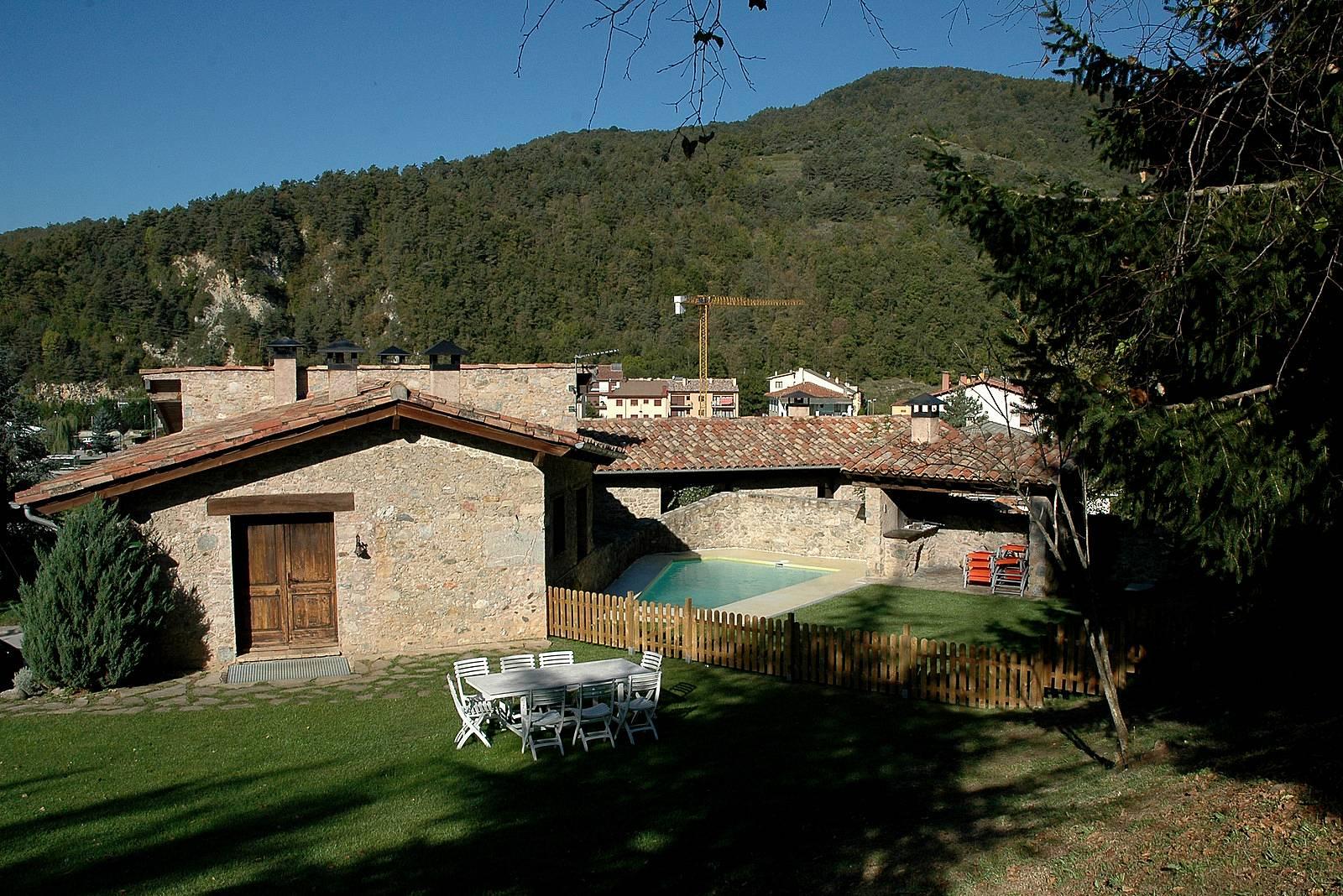 Alquiler vacaciones apartamentos y casas rurales en girona gerona catalu a - Alquiler casa rural cataluna ...