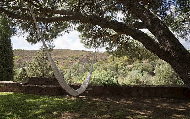House Garden Algarve-Faro Portimão Cottage - Garden