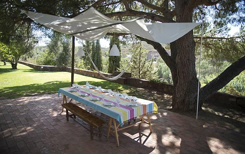 House Outdoors Algarve-Faro Portimão Cottage - Outdoors