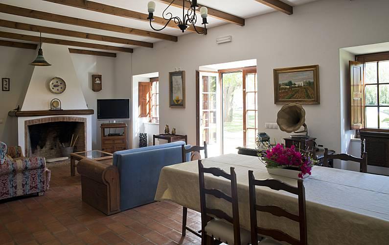 House Dining-room Algarve-Faro Portimão Cottage - Dining-room