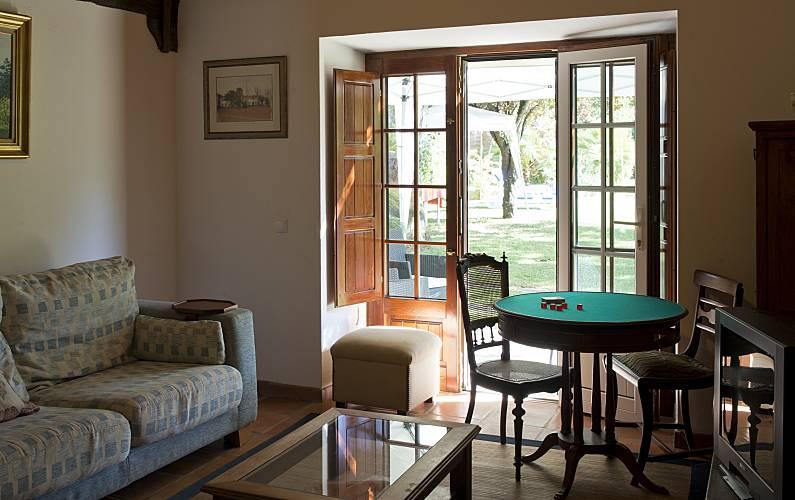 House Living-room Algarve-Faro Portimão Cottage - Living-room