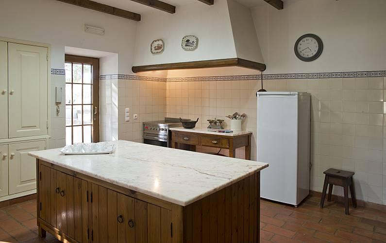 House Kitchen Algarve-Faro Portimão Cottage - Kitchen