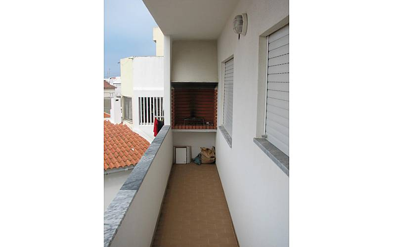 Apartment Terrace Leiria Peniche Apartment - Terrace