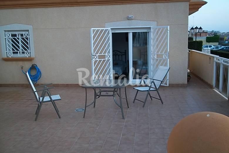 Apartment Terrace Murcia San Pedro del Pinatar Apartment
