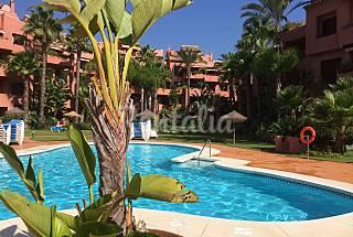 Appartement pour 4-5 personnes à 100 m de la plage Malaga