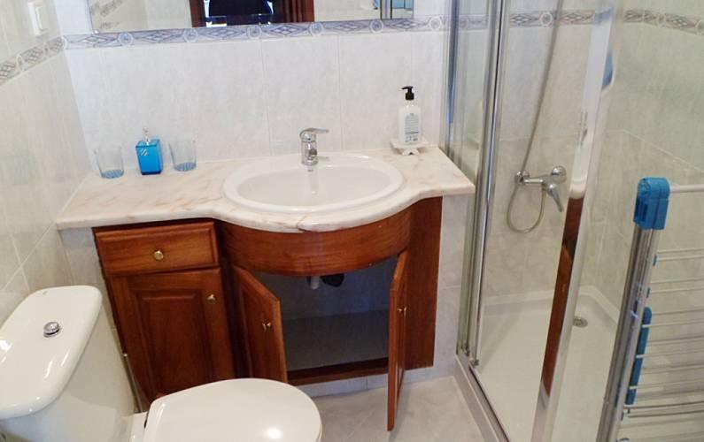 Apartamento Casa-de-banho Algarve-Faro Olhão Apartamento - Casa-de-banho
