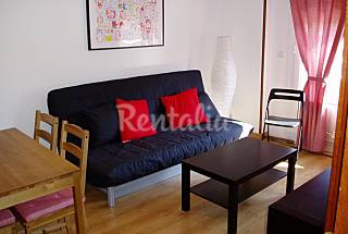 Appartement en location à 500 m de la plage Asturies