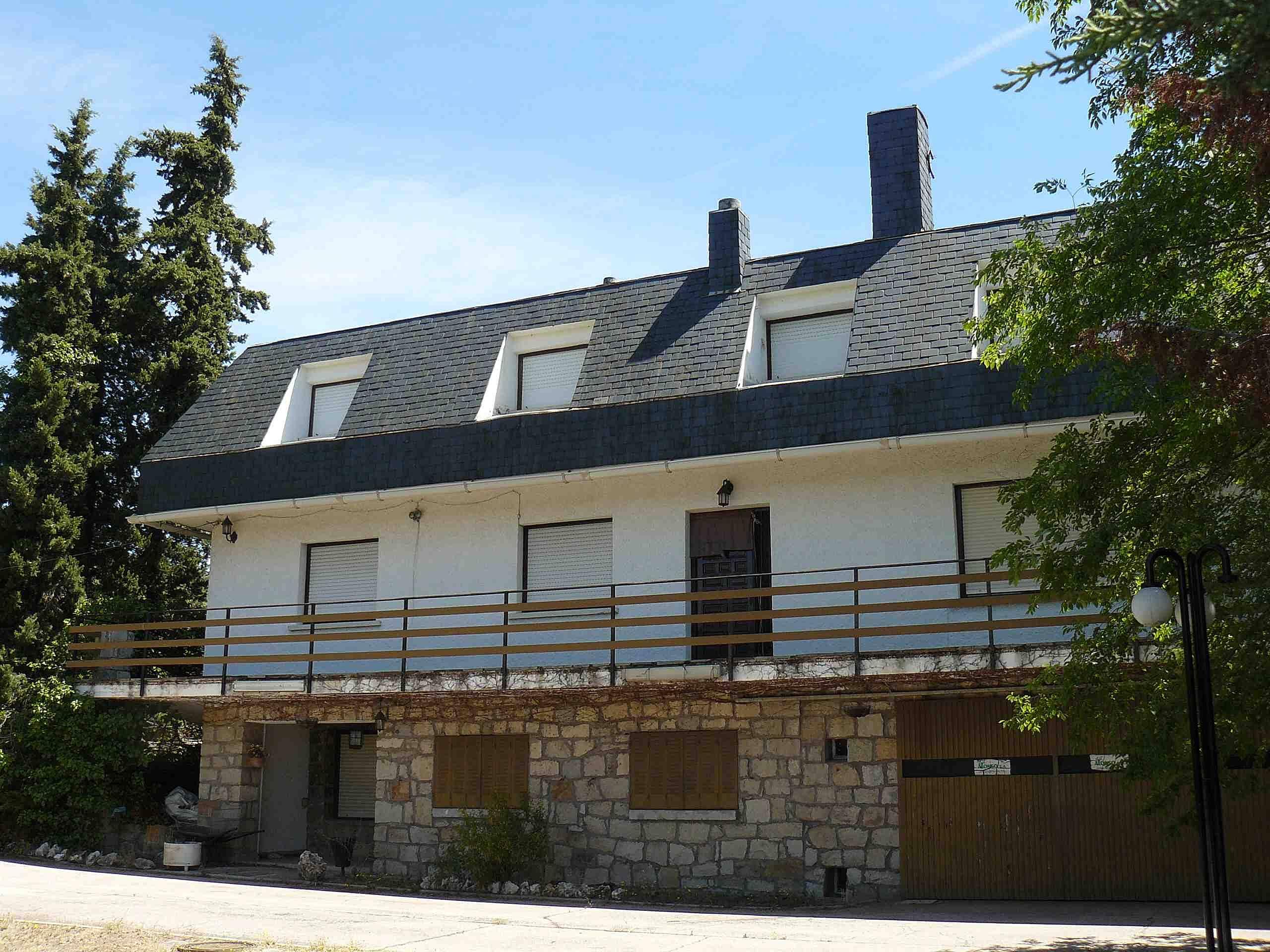 Villa en alquiler en madrid redue a madrid sierra for Alquiler casa sierra madrid