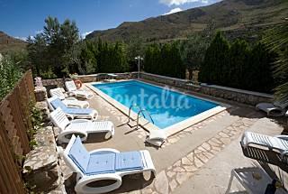 Villa Nicole + depedance Trapani