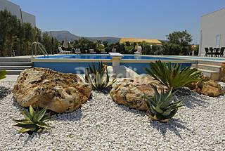 Villa private pool  50 meters from the beach Trapani