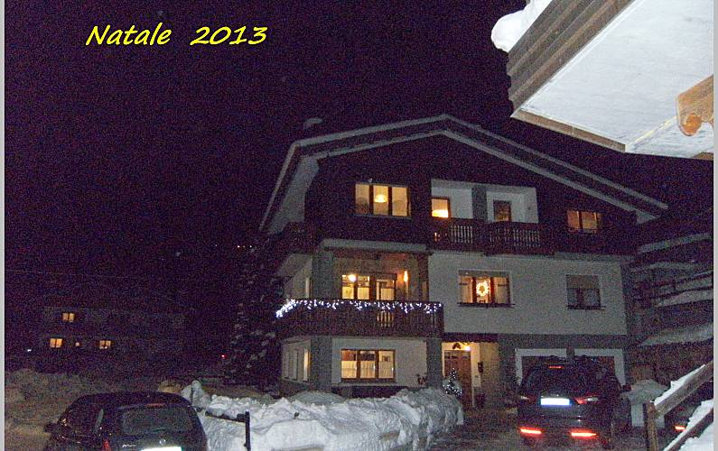 Apartamento Exterior da casa Aosta Valtournenche Apartamento - Exterior da casa