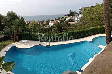 Apartment Swimming pool Málaga Málaga Apartment