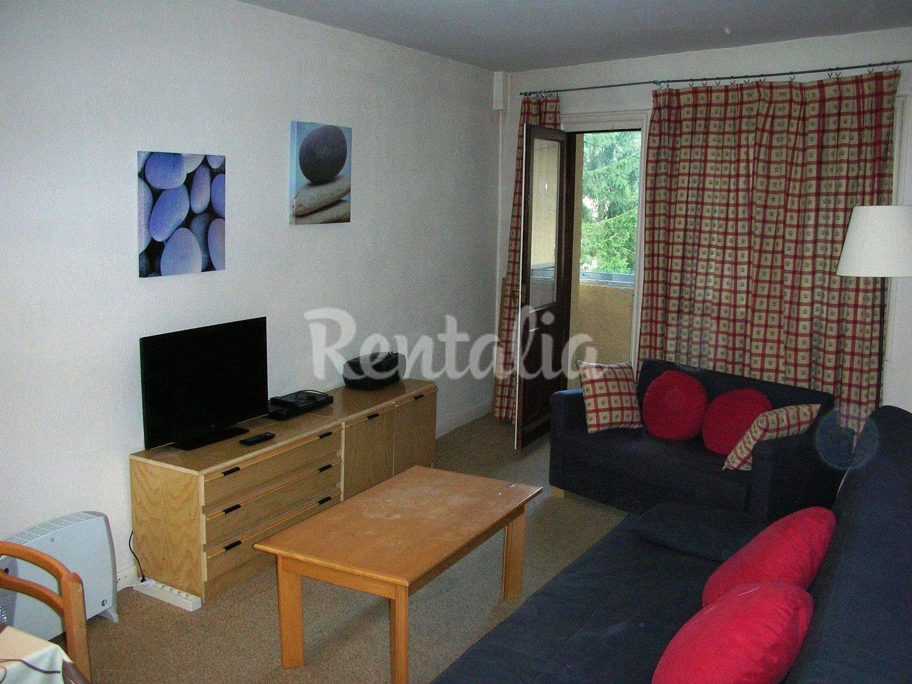 Apartamento en alquiler formigal formigal sallent de g llego huesca pirineos espa oles - Formigal apartamentos ...