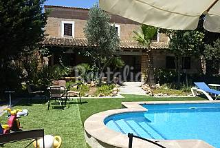 Relaxed, Mallorca cosy cottage with a private swim Majorca
