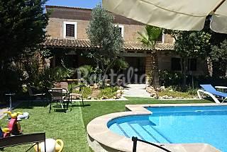 Antigua casa reformada del 1850 con piscina.WIFI  Mallorca