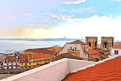 Apartamento de 3 habitaciones en Lisboa Lisboa