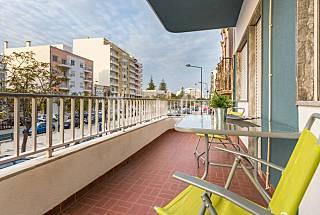 Apartamento no centro-perto todas facilidades-Mar Algarve-Faro