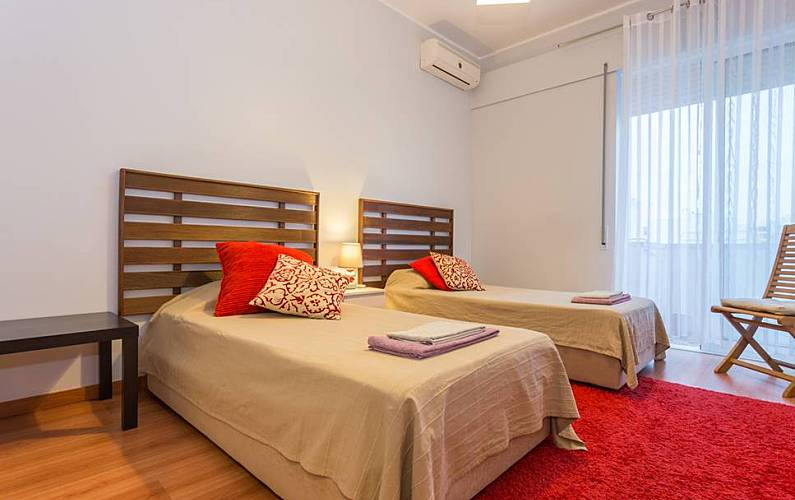 Apartamento Quarto Algarve-Faro Olhão Apartamento - Quarto