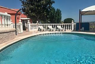 Apartamento en Chalet-Villa en montaña.15kms-playa Valencia
