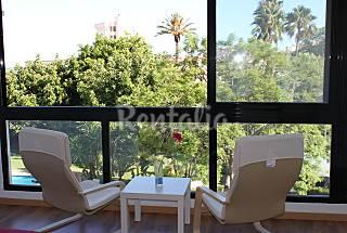 Apartamento para 3-5 personas a 100 m de la playa Málaga
