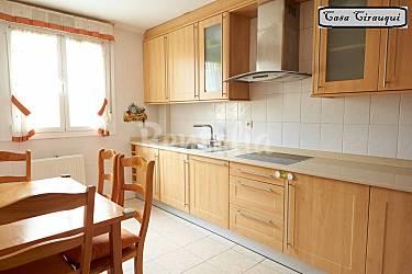 Casa Cocina Navarra Cirauqui Casa en entorno rural