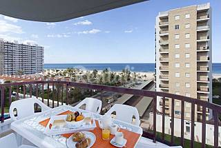 Apartment with 3 bedrooms only 50 meters from the beach Valencia
