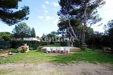 House Garden Majorca Campos House