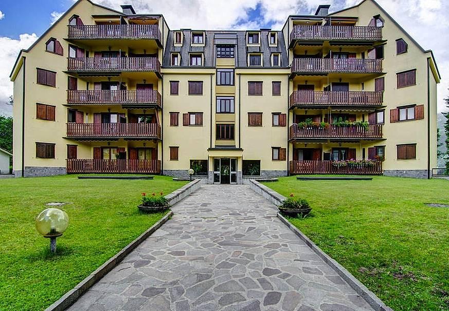 Appartamento in affitto piani di bobbio valtorta for Piani di struttura esterna