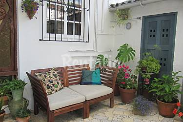 Casa Terraza Pontevedra Caldas de Reis Casa en entorno rural
