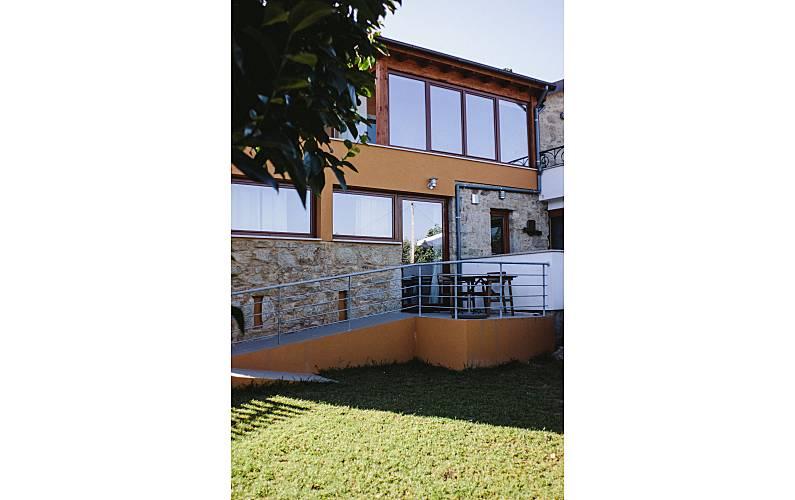 Casas Exterior da casa Aveiro Sever do Vouga Casa rural - Exterior da casa
