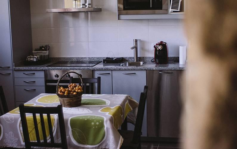 Casas Cozinha Aveiro Sever do Vouga Casa rural - Cozinha