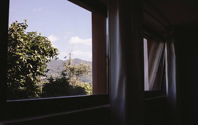 Casas Vistas da casa Aveiro Sever do Vouga Casa rural - Vistas da casa