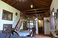 Casa antigua de piedra  y madera en Icod de los Vinos Tenerife