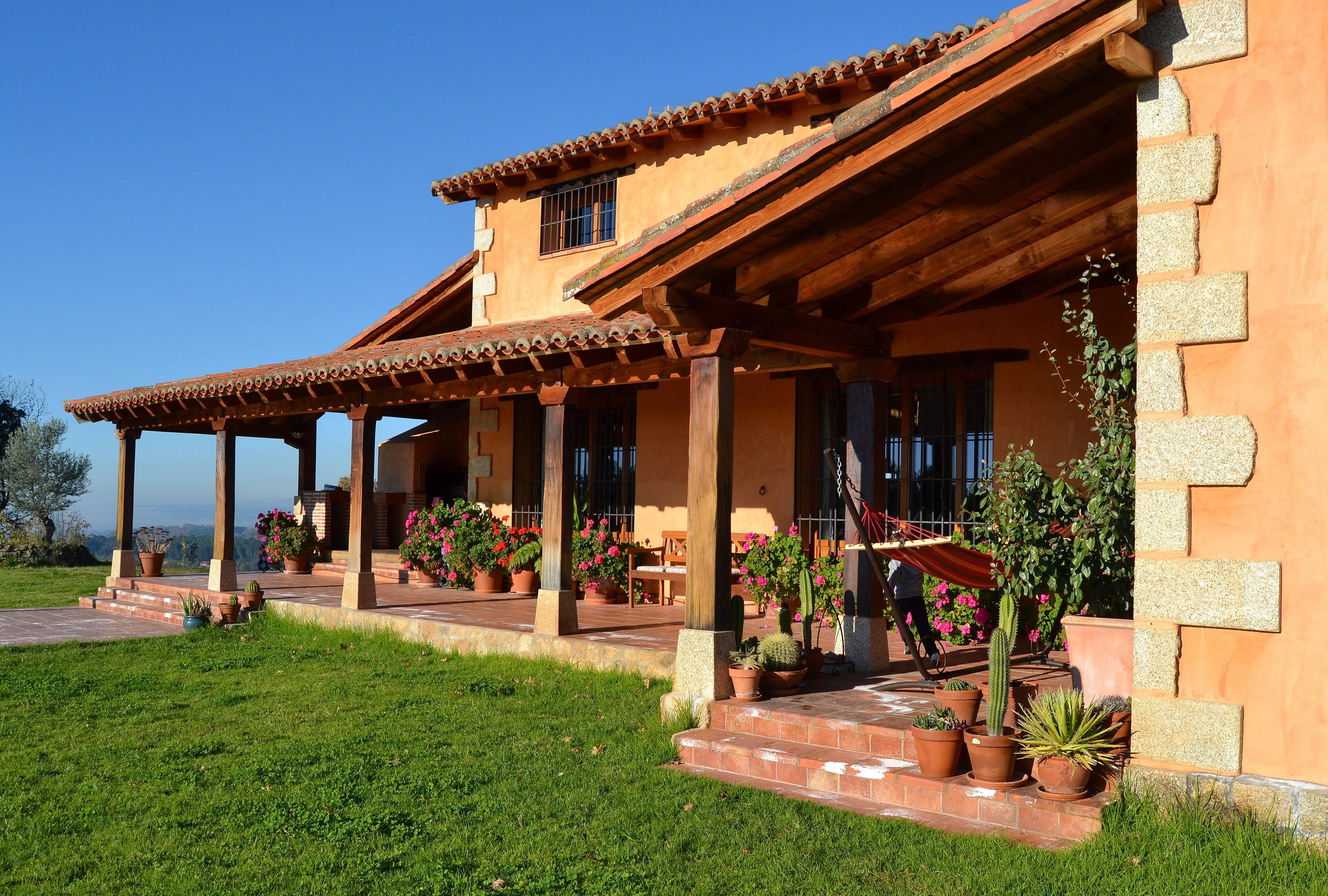 Casa para 10 11 personas con piscina candeleda vila - Ideas para la casa baratas ...
