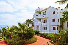 Casa para 4 personas con vistas al mar Málaga