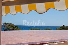 Casa para 6 personas en 1a línea de playa Girona/Gerona