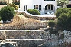 Casa en alquiler en 1a línea de playa Menorca