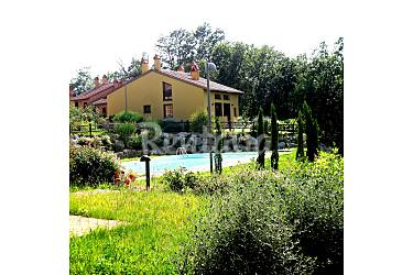 Hibiscus Outdoors Florence Gambassi Terme Cottage