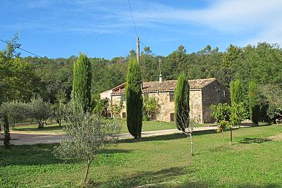 3 apartamentos rurales en un entorno privilegiado Girona/Gerona