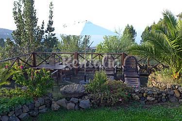 Ancien Terrasse Ténériffe Icod de los Vinos Gîte maison