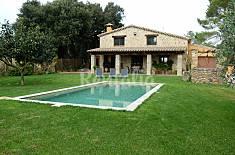 Mas del Bosquet - Villa en alquiler con piscina Girona/Gerona