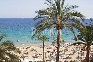 Apartment for rent only 30 meters from the beach Majorca