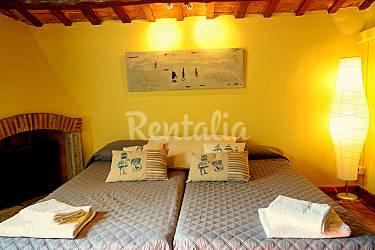 Villa Bedroom Girona Castell-Platja d'Aro villa