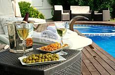 Casa con encanto en s'agaro a tocar de la playa.  Girona/Gerona