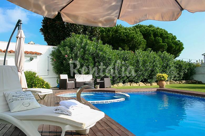 Villa Swimming pool Girona Castell-Platja d'Aro villa