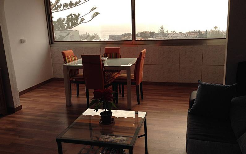 Apartment with 1 bedroom only 800 meters from the beach Gran Canaria - Living-room