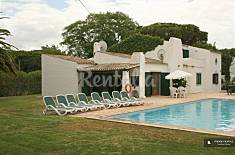 The Chamine de La villa in Algarve, Vale de Lobo Algarve-Faro