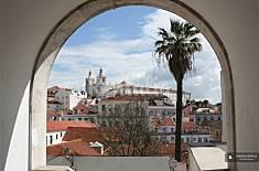 The Portas do Sol Apartment in Lisbon Lisbon